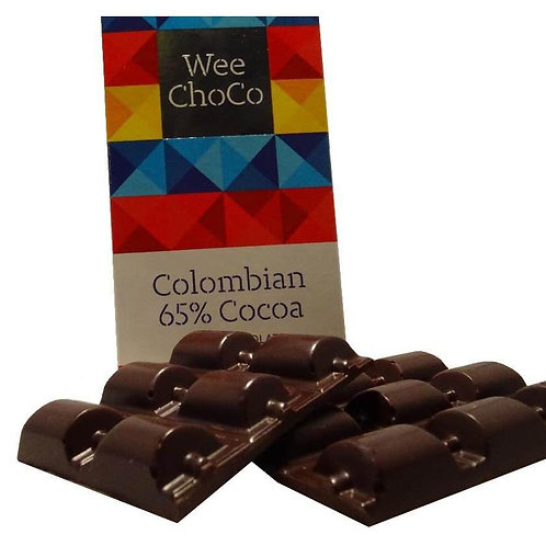 65% Columbian Dark Chocolate