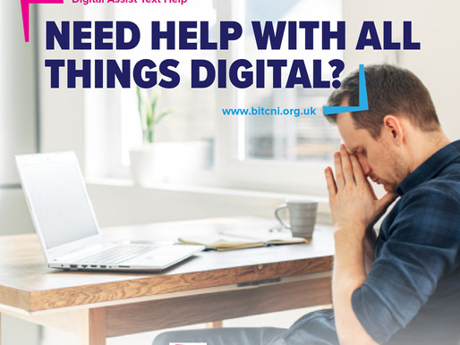 Do you know anyone who needs help with all things digital?