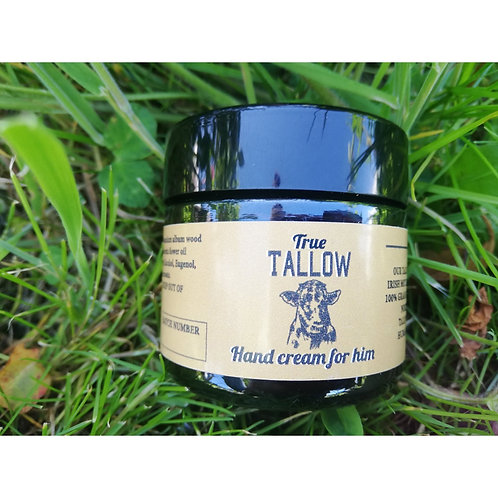 True Tallow for HIM by Tully Skin Care.