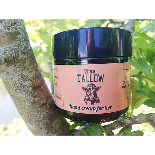True Tallow for HER by Tully Skin Care.