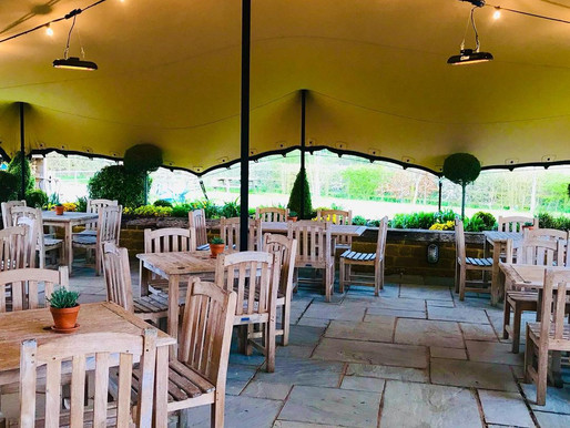 Oxfordshire reopening: places to eat outside