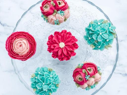 Flour Girl Cupcakes