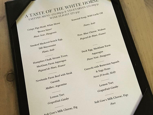 The White Horse – Kings Sutton