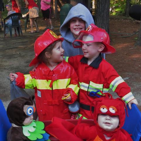 Halloween at Camp!