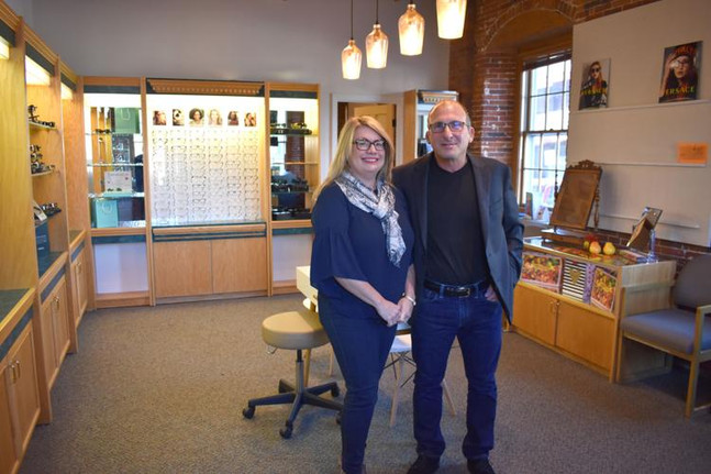 Jennifer & Dr. Derek Guarino