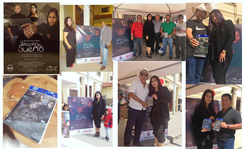Gracias #Ecuador #ConvencionDeDirectoresIndependientes Estuvimos presentes con la #PeliculaIndependiente  #ElRegaloDeUnSueño #MusicaOriginal Bms Universal  junto a #DanescaFilms que realizo la produccion.  #ApoyoPeliculasIndependientes #Ecuador #BmsUniversal