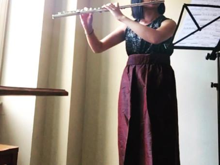 a recital in fragments