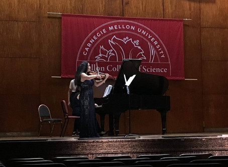 Veronica Lopez, violist & music educator (2/2)