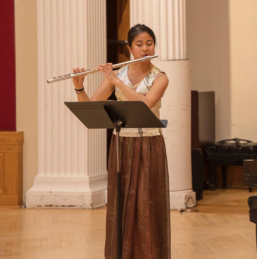Theresa Abalos flute