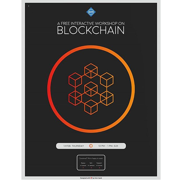 Let's talk Blockchain!_ACM is hosting a