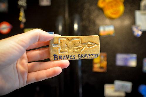 Monte Magnet | Braves & Bravettes
