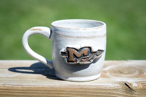 White Monte Mug
