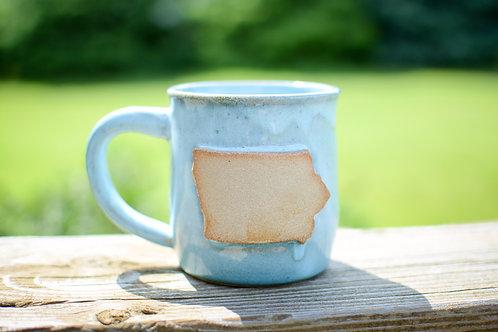 Iowa Norse Blue Mug