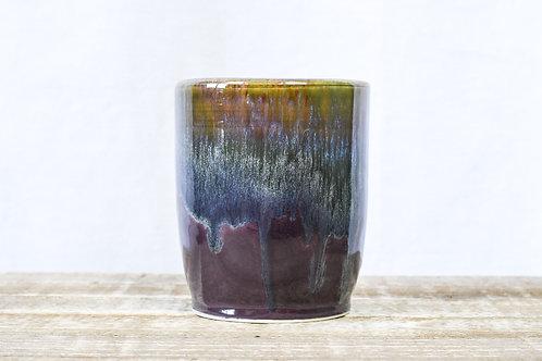 Purple Mint Autumn Cup
