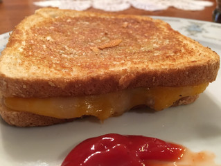 Episode 9: Friendship and Grilled Cheeses