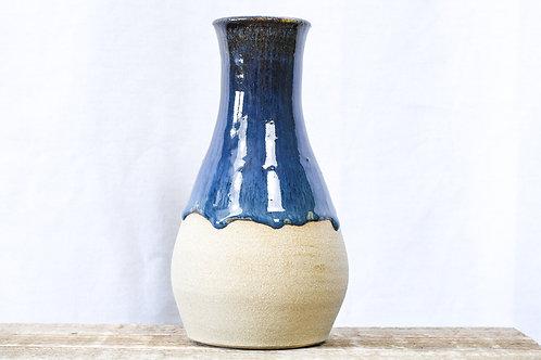 Stoned Denim Vase