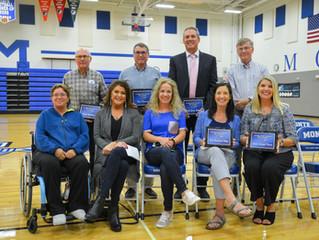 Montezuma Hall of Fame Class of 2019