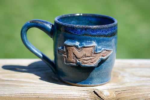 Blue Monte Mug