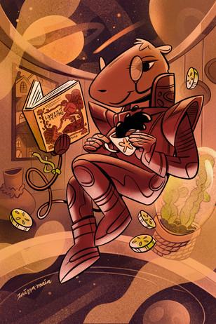 Arte de Taíssa Maia