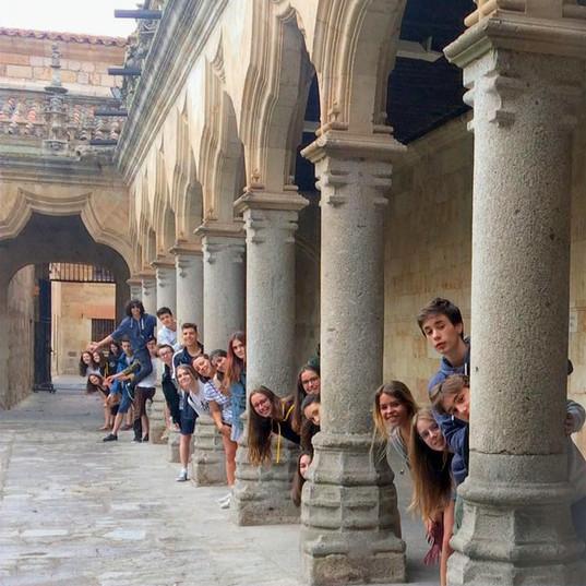 Salamanca Espagne - Juin 2017