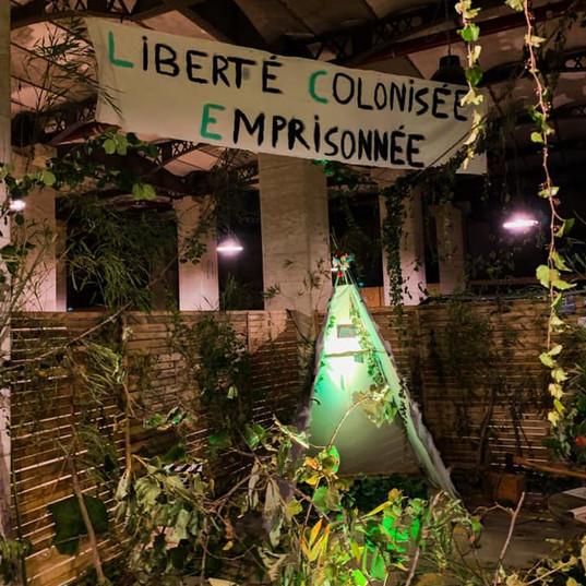 Liberté - Colonisée-Emprisonnée_