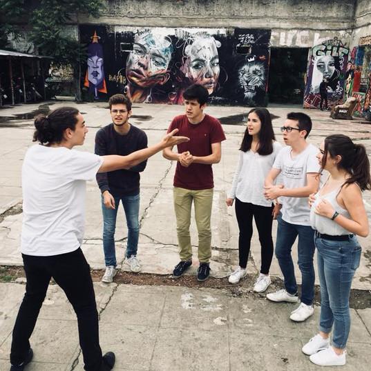 Atelier Eloquence- juin 2018