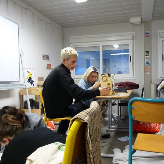 Atelier Mode Eco-responsable