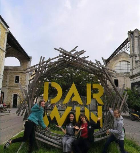 Ecosystème Darwin 2018