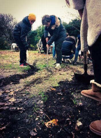 Atelier Jardin à la Ferme Niel Hiver 2018