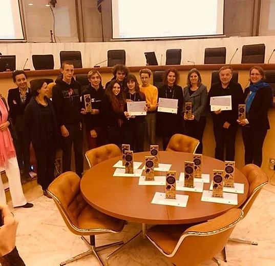 Trophée agenda 21 - Novembre 2018