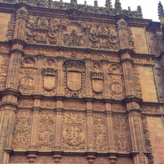 Salamanca Espagne- Juin 2017