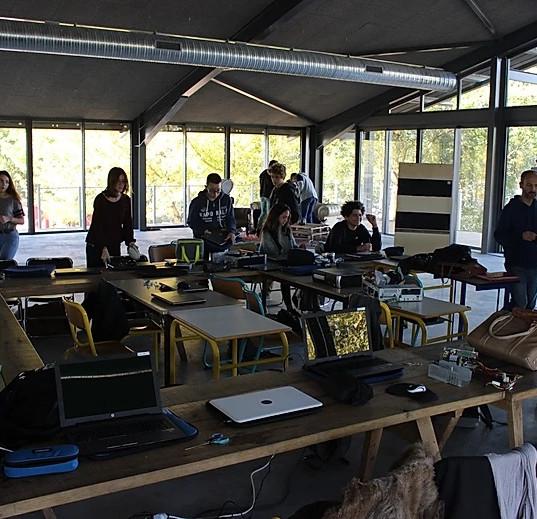 Cours Chantiers de la Garonne 2016