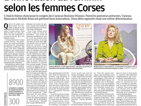 L'INNOVATION AU FEMININ