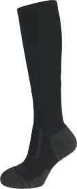 TS28U Compression Sock Black Grey.png