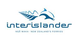 Colour Interislander full stacked logo