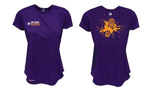 TT21W Womens Tee Front and Back Purple.j