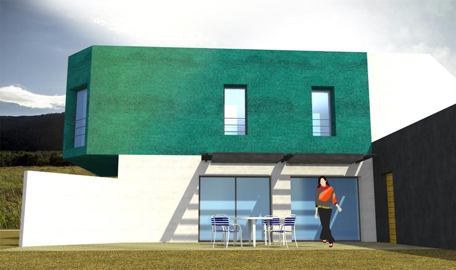 APS 1 - terrasse