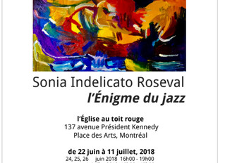 Une Exposition a voir et entendre - An Exhibit to see and listen to....