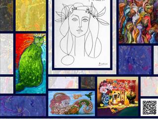 CHOQ FM interview with Professor Norman Cornett and Marden Art Gallery
