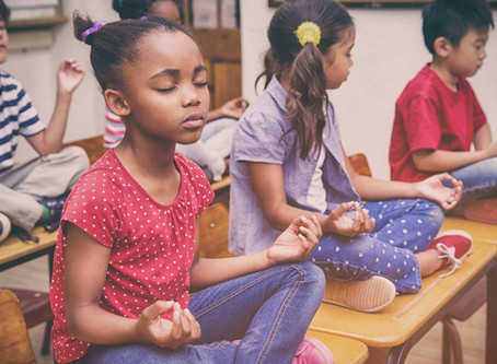 B'More's Mindful Moment Influence