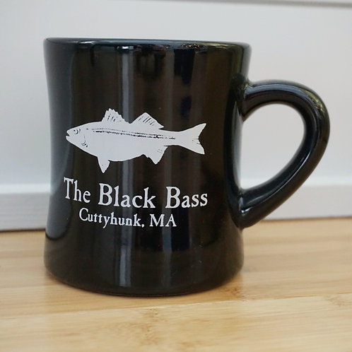 Black Bass Diner Mug
