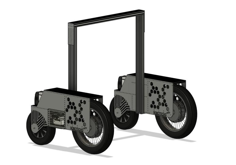 The RTU V1 CAD image