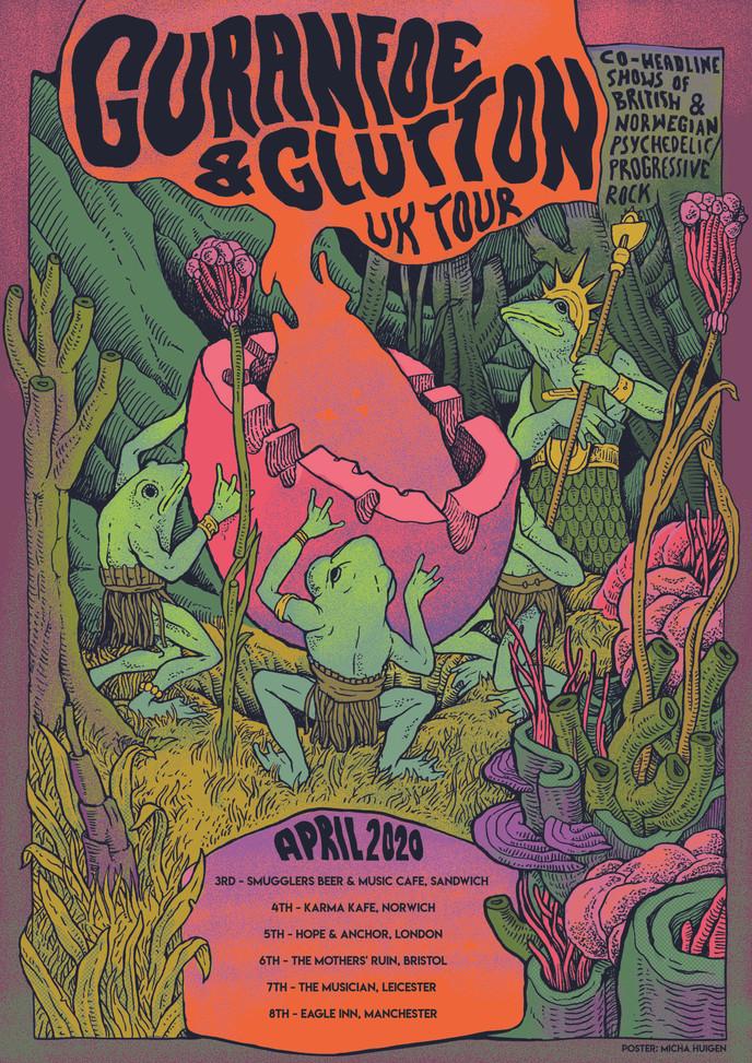 GURANFOE X GLUTTON
