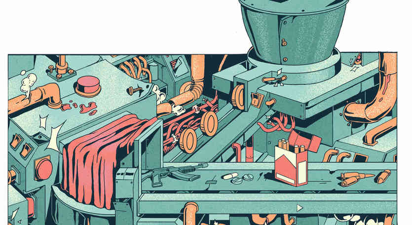 Spot Illustration 2