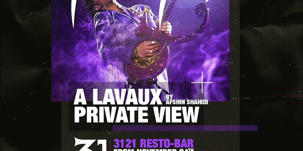 Prince : A Lavaux Private View