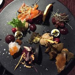 My dinner in Tallinn