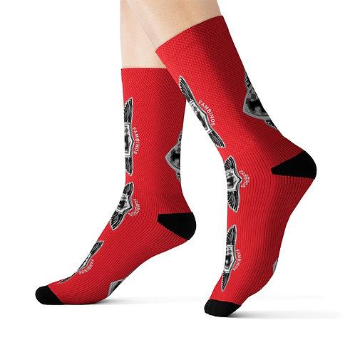 Fambino Family Hot Stepper Socks