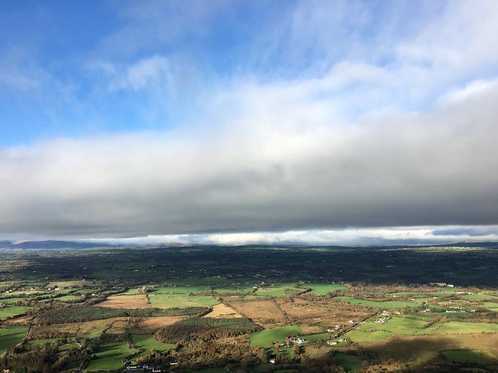 Ireland! Beautiful land you are ;)