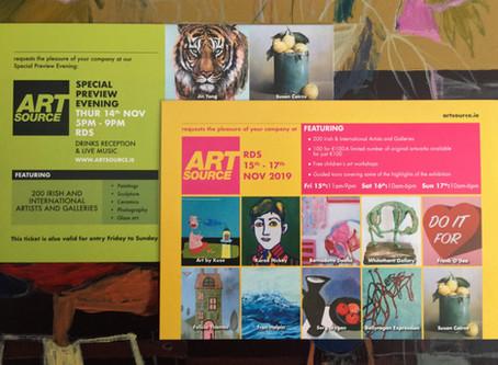 Art Source Exhibition 2019, stand J105