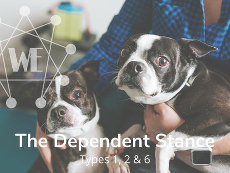 Enneagram Dependent Stance